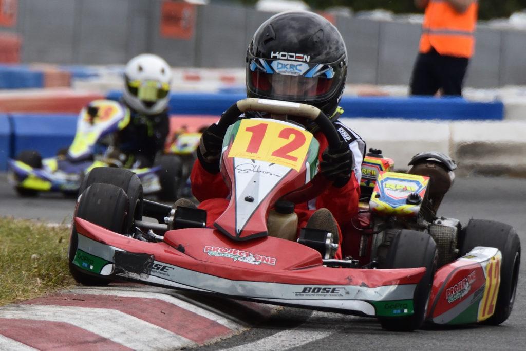 Mansell Kart Club Round 4
