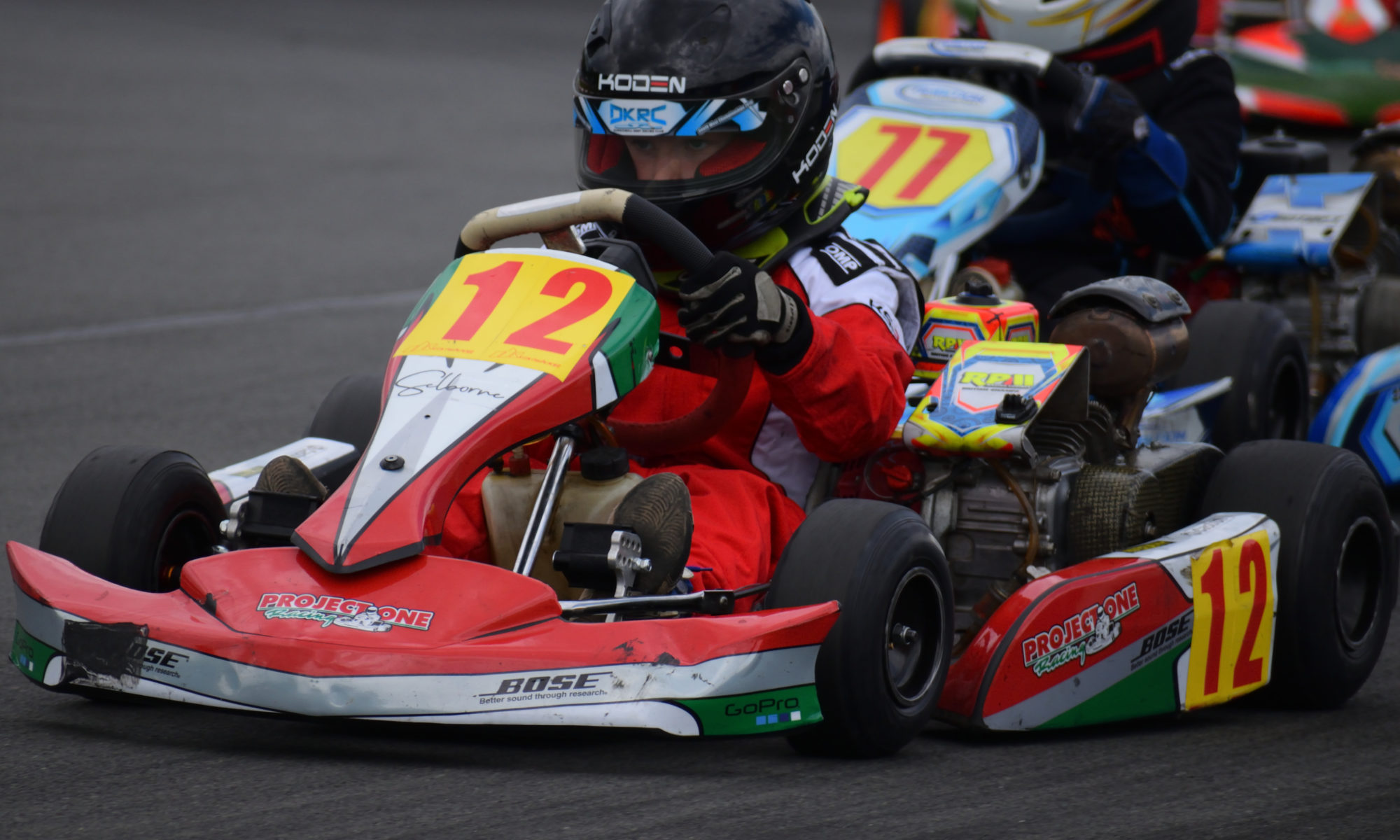 Clay Pigeon Kart Club Round 6