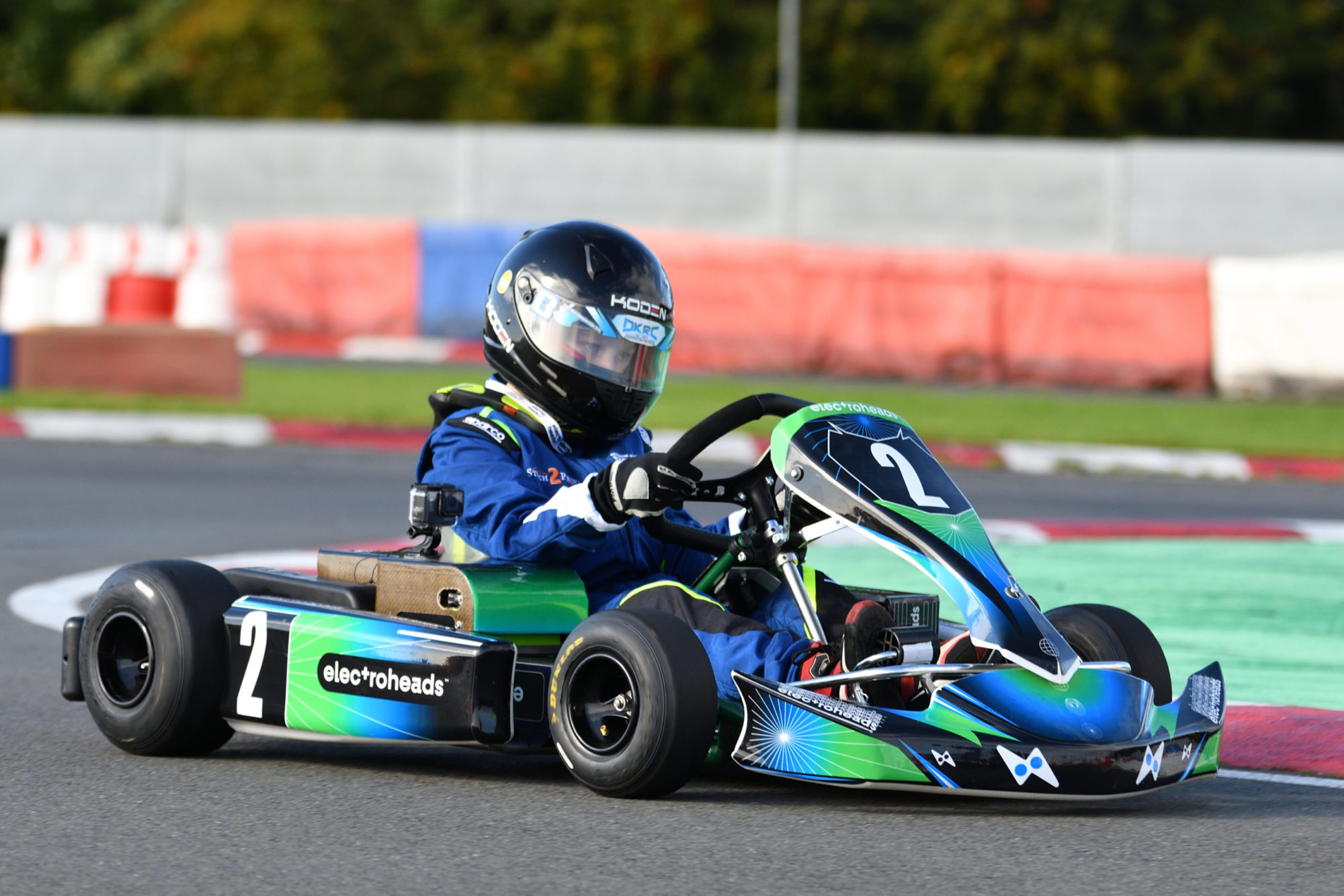 Wes Coombs Racing